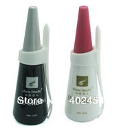 Free shipping  False Eyelash Fix Glue Adhesive / Makeup Tool Black and White 15g 12ml