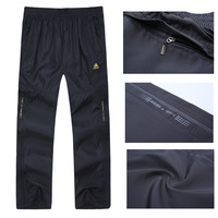 Spring Summer Sports Trousers And Thin Sports Pants Male Summer men's Trousers