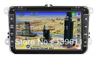 ZESTECH gps navigation special car dvd player for vw MAGOTAN