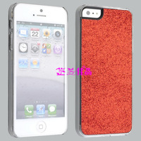 For apple   phone case s phone case flash red paint mirror surface protective case