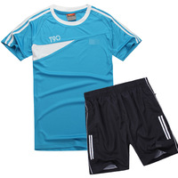 Sports Men shorts and  running shorts male knee-length pants shorts sportwears