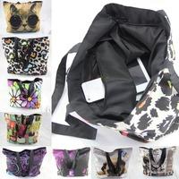fashion women shopping totes utility handbag  shoulder bag with zipper closure pocket inside can put phone, wallet
