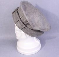 TMC Afghan Pakol MILITARY Wool Hat ( Grey )