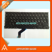 "New ! UK Layout Print Russian Letter keyboard For Macbook Pro  Retina 13""  / 13.3 "" A1425  Laptop"