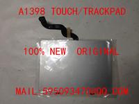 Free shipping Brand new original Touchpad/Trackpad for Macbook pro Retina A1398 MC975 MC976 MC664 MC665  Touchpad/Trackpad