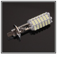 Brand New H1 fog light 120 SMD Car Driving Parking White 3528 LED Head Light Bulb Lamp