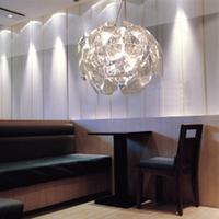 Free shipping dia 110cm Milan Francisco Gomez Paz Hope Suspension luceplan modern pendant lamp