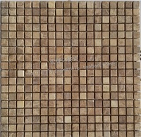 background wall decoration bathroom home balcony natural stone mosaic S006