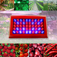 Free shipping led grow light 150w with 50pcs Bridgelux 3w LEDs for grow box 3 years warranty