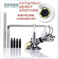 Portable 8 mm usb endoscope waterproof colposcope hd electronic microscope digital magnifier