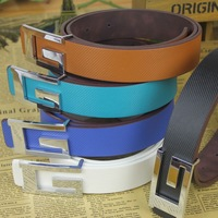Strap belt casual fashion all-match Men's Women belts Free shipping