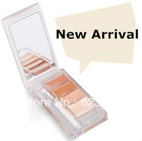 4 Color Concealer Palette Professional Makeup for Face