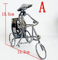 Handmade Iron Man cycling pen holder kit
