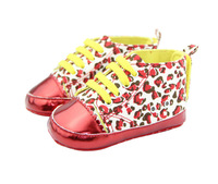 Promotions explosion models selling leopard shoes kids toddler children sneakers children a generation of fat children
