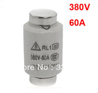 AC 380V 60A RL1 Screw Type Chinaware Spiral Fuse Links