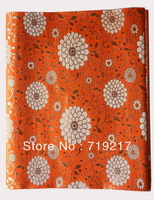 High quality Free shipping African headtie,orange sego headtie,2 samll piece in each bag,New design wholesale and retail