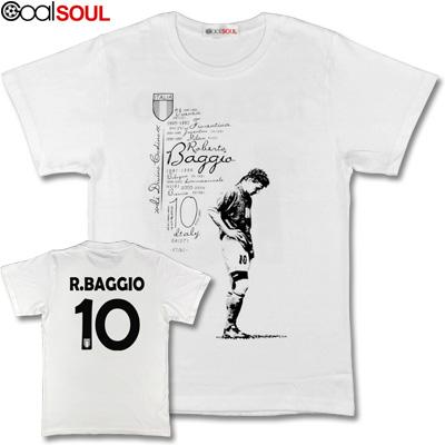 Roberto Baggio Italy short-sleeved T-shirt football jersey Juventus Inter Milan(China (Mainland))