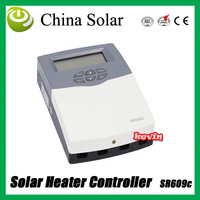 2014 New  promotion solar controller SR 609C , for solar heating and electric heater hot water control