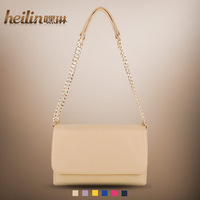2013 women's handbag new arrival fashion sweet candy color bag chain women's shoulder bag messenger bag