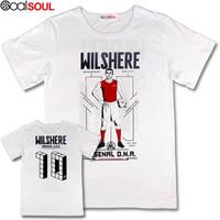 arsel football short-sleeve fans t-shirt jersey hero  Jack Wilshere