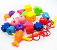 Large child intelligence beads 20 beads 6 0.42kg baby