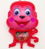 Balloon wedding balloon aluminum foil balloon - monkey