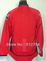 Free Shipping,Wholesale Ice Hockey Jersey, Washington blank Hockey jersey,Embroidery logos,size 48-56,mix order