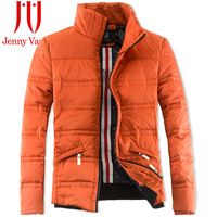 Jenny janigor vanka middot . card handsome male down coat fashion men men's clothing outerwear