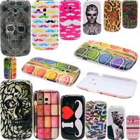 Wholesale 2014 Korea Style Rainbow Design Phone Accessories Hard  Skin Phone Case Cover For Samsung Galaxy S IV S4 i9500