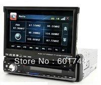 Hot Selling! car fm radio gps navigation for 1 din universal car AL-8007