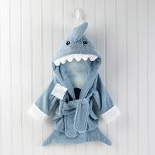 Hot Sale New Baby Toddler Cartoon Cute Animal Bath Wrap Hooded Bathrobe Towel BB-057(China (Mainland))