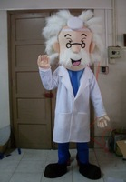 Finished picture EVA head Adult Dr Muto mascot costume for sale