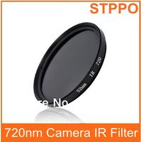 Stppo 58mm IR Infrared Lens Filter 720nm IR720 for Canon EOS 1100D 650D 600D 550D