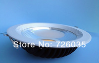 25W COB LED Down Light CE & RoHS Approval / LED Recessed Ceiling Light LED Downlight