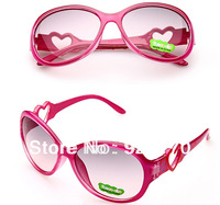 2014 Free Shipping UV-400 candy colored children's Sunglasses