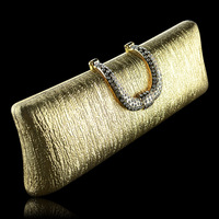 2013 New Bags Women Wallet Fashion Style Gold Diamond Clutch Purse Evening Bags And Clutches Lady Small Handbag Sac