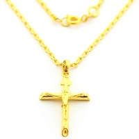New Arrival Wholesale 24K Neclace,24K Gold Plated Necklace,Fashion Jewelry Bridal Yellow Gold Necklace YHDN113