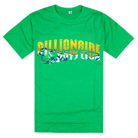 Free Shipping 2013 Men's short T-shirts,cotton BBC shirts Casual garment,Tank Tees Tops Size S M L XL XXL XXXL