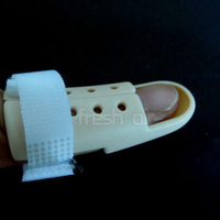 Plastic Mallet Finger Splint DIP Joint Support Brace Protection[03020212]