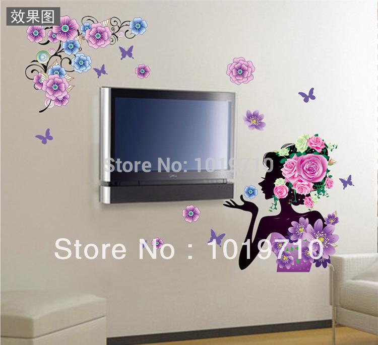 Romantische meubels promotie winkel voor promoties romantische meubels op - Decoratie volwassen slaapkamer ...
