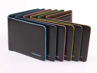 men wallets genuine leather short wallet design male short design lovers wallet personalized