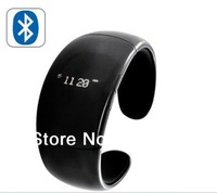 Free shipping,High quality Bluetooth Fashion bracelet wristband LED with Time Display (Call Vibration, Caller Id, Music)