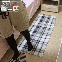 Hindley cotton handmade carpet bed blankets blanket carpet entrance mats carpet