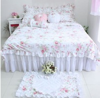 2014 news FREE SHIPPING DHL OR UPS The princess bedding 100% cotton  four piece set  01