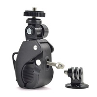 GoPro Accessory Bike Motorcycle Handlebar Mount Holder with Tripod Mount for Gopro Hero3+, Hero3, HD Hero2, HD Hero.