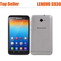 Lenovo S930 6 inch MTK6582 Quad Core android 4.2 IPS 1280*720 1GB/8GB Dual Camera Dual sim 3g gps bluetooth mobile phone