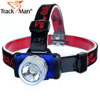 Trackman  outdoor led headlamp headlight outdoor camping headlights miner lamp caplights