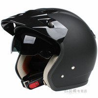 Free shipping!Fashion halley ZEUS helmets,3/4 retro vintage capacete,motorcycle open face helmet,DOT International Certification