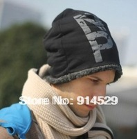 Winter and wool hat NYPD hat knitting leisure hat cap letters for women and men, multi-color, free shippi H2802