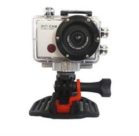 Free Shipping!!5.0MP Full HD 1080P Underwater Action Sport Camera CAM WiFi DV Camcorder WDV5000